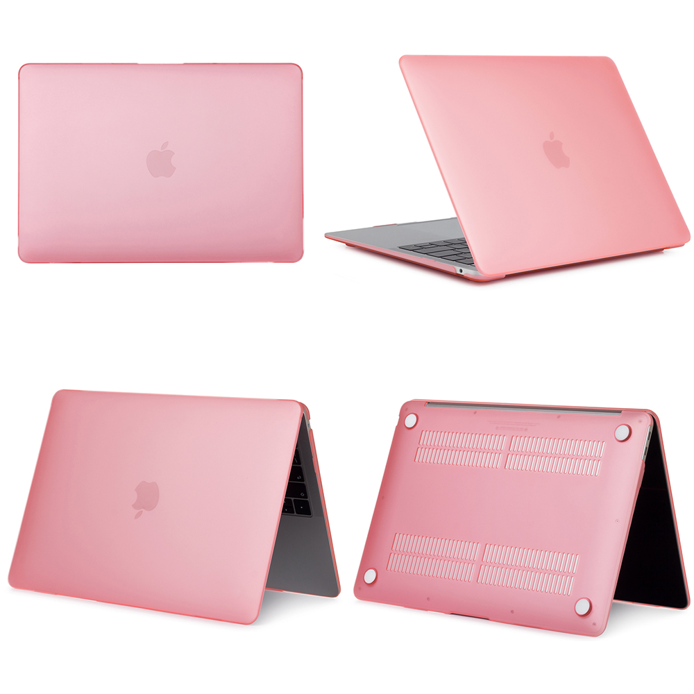Image 5 - Matte Full Laptop Case For MacBook Air 13 A1932 Pro Retina 11 12 13 13.3 15 15.4 New Touch Bar,for Macbook New Pro 13 A2159 2019-in Laptop Bags & Cases from Computer & Office