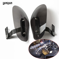For Honda Hornet CB599 CB600 CB919 CBR 600 F2 F3 F4 Universal Motorcycle Hand Guards wind shield Protector Handguard Protection