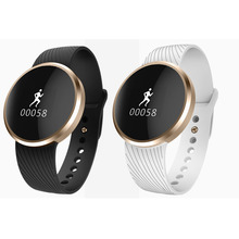L58 2016 Bluetooth Smart-uhr Mode Herzfrequenzmessung Armbanduhr Smartwatch Für Apple IOS Android Telefon mi band 2
