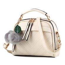 Women Messenger Bags Luxury Handbags Famous Designer Bag Casual Tote High Quality 2019 NEW Interior Slot Pocket