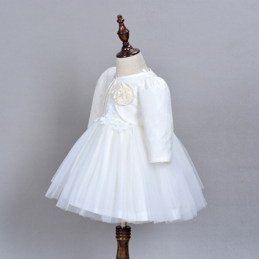 REP 2016 Formal Elegant Baby Dress For 1 2 Year Old