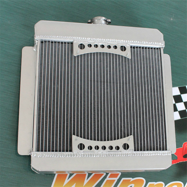 For FORD ESCORT MK1/MK2 PINTO/MEXICO RS2000 MT aluminum alloy radiator FDR017