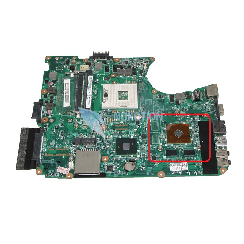 NOKOTION A000076410 DABL6DMB8F0 PC Main Board For toshiba satellite L655 Laptop Motherboard HM55 DDR3 works nokotion sps v000198120 for toshiba satellite a500 a505 motherboard intel gm45 ddr2 6050a2323101 mb a01