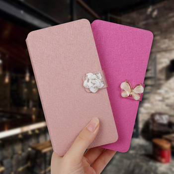 For Alcatel Shine Lite 5080 5080X 5.0 inch Case Luxury PU Leather Flip Cover Fudans Phone Cases protective Shell Capa Cqoue Bag image