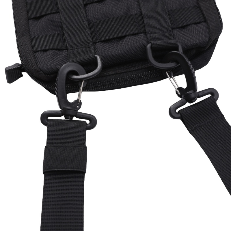 Vogue Men Wide Long Purse Strap Shoulder Bag Belt Handbag DIY Accessories Adjustable