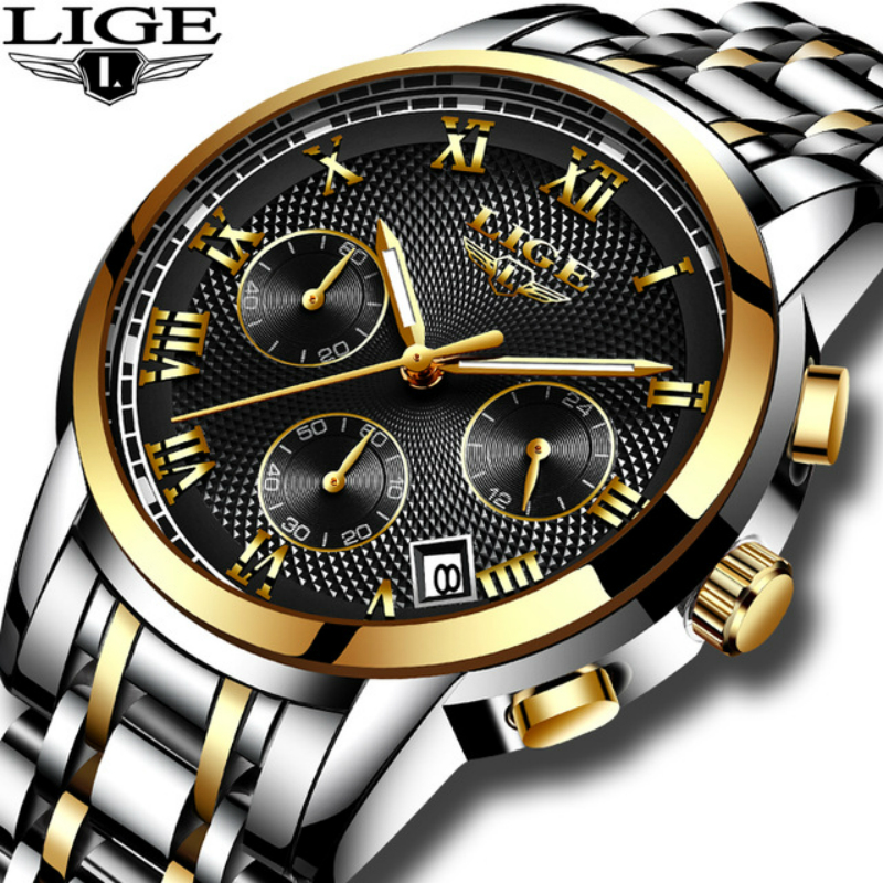 b301e6ccd25d Comprar En Este Momento Relojes Para Hombre Marca De Lujo Cronógrafo ...