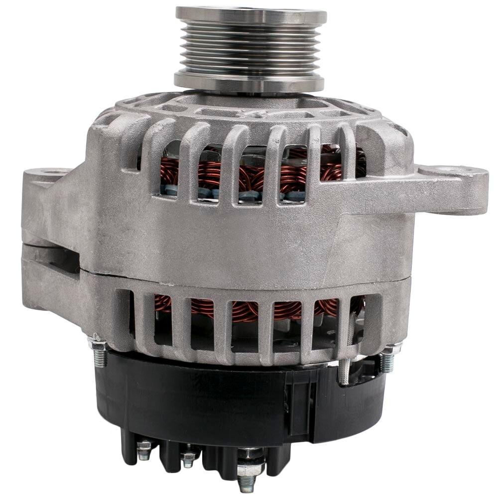 Lichtmaschine 130 EINE Für Opel Astra H H 2004-2010 61,5mm Pulley Durchmesser 13153236