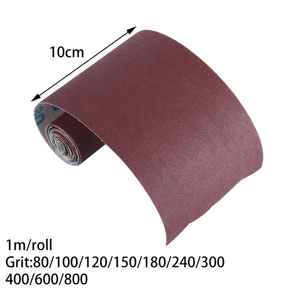 Humor Sanding Belts 533x75mm 80-320 Grits Sandpaper Abrasive Bands For Sander Power Rotary Tools Dremel Accessories Abrasive Tool Tools