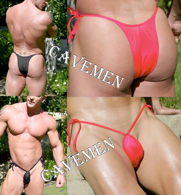 Side tie Male underpants * 1562 *sexy men lingerie T-Back Thong G-String T pants Brief U ...