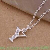 925 sterling silver Necklace 925 silver fashion jewelry pendant /bfsajwza amnajdua AN230