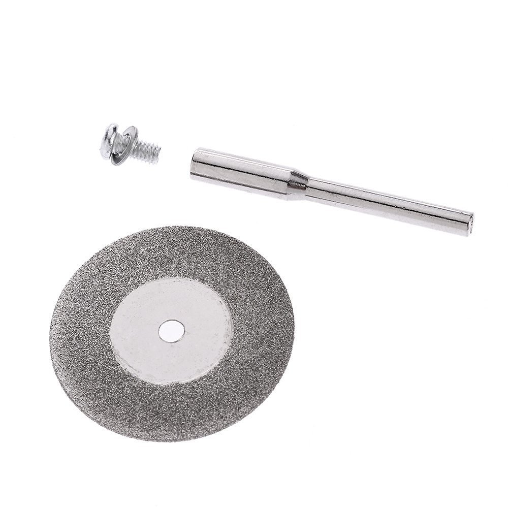 10pcs 16 20 25 30mm diamond cutting drill disc wheels for rotary tool 20mm