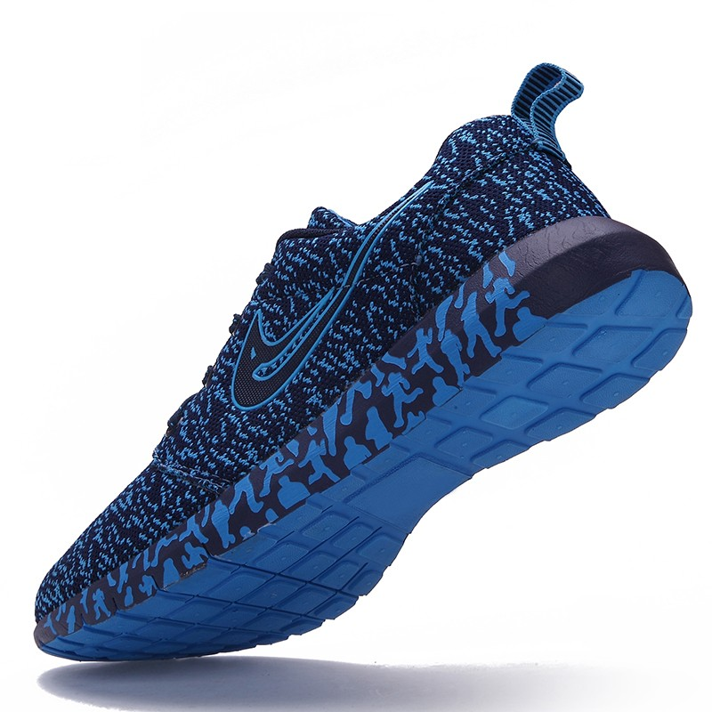 Newest Men Women Running Shoes,Light Weight Mesh Sports Shoes,Flat Jogging Sneakers Walking Shoes (12)