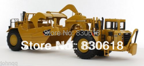 Norscot  caterpillar 1:50 Scale Cat 657G Scraper Diecast 55175 Construction vehicles toy прикольные футболки