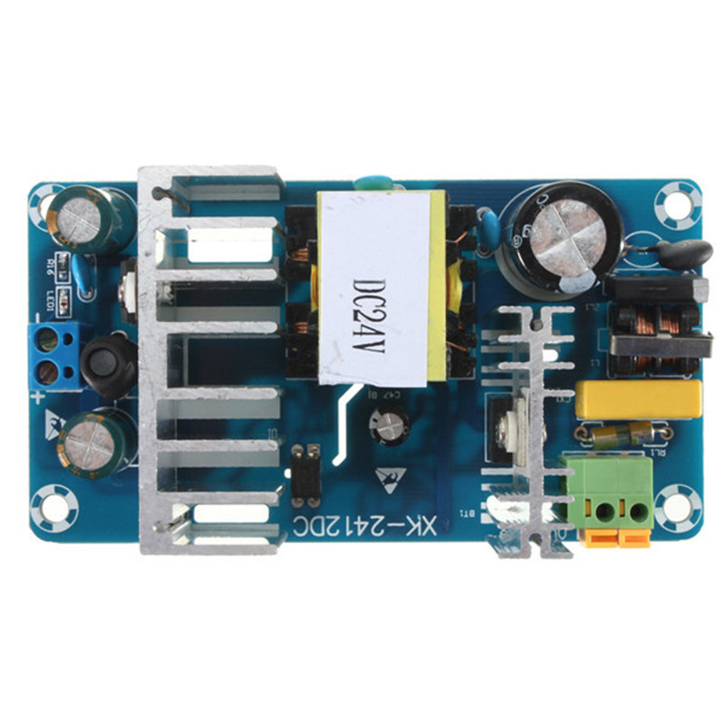 High Quality 4A To 6A 24V Switching Power Supply Board AC DC Power Module Stable High Power Transformer Wholesale top selling 4a to 6a 24v stable high power switching power supply electronic circuit boards ac dc power module transformer