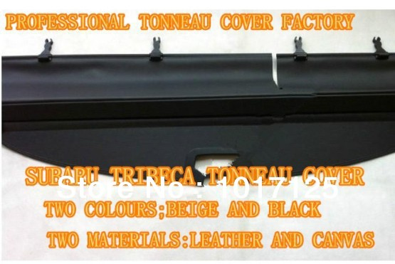 Free Shipping Tonneau Cover For Subaru Tribeca Cargo Cover Used In Car Trunk Trunk Lids Parts Aliexpress