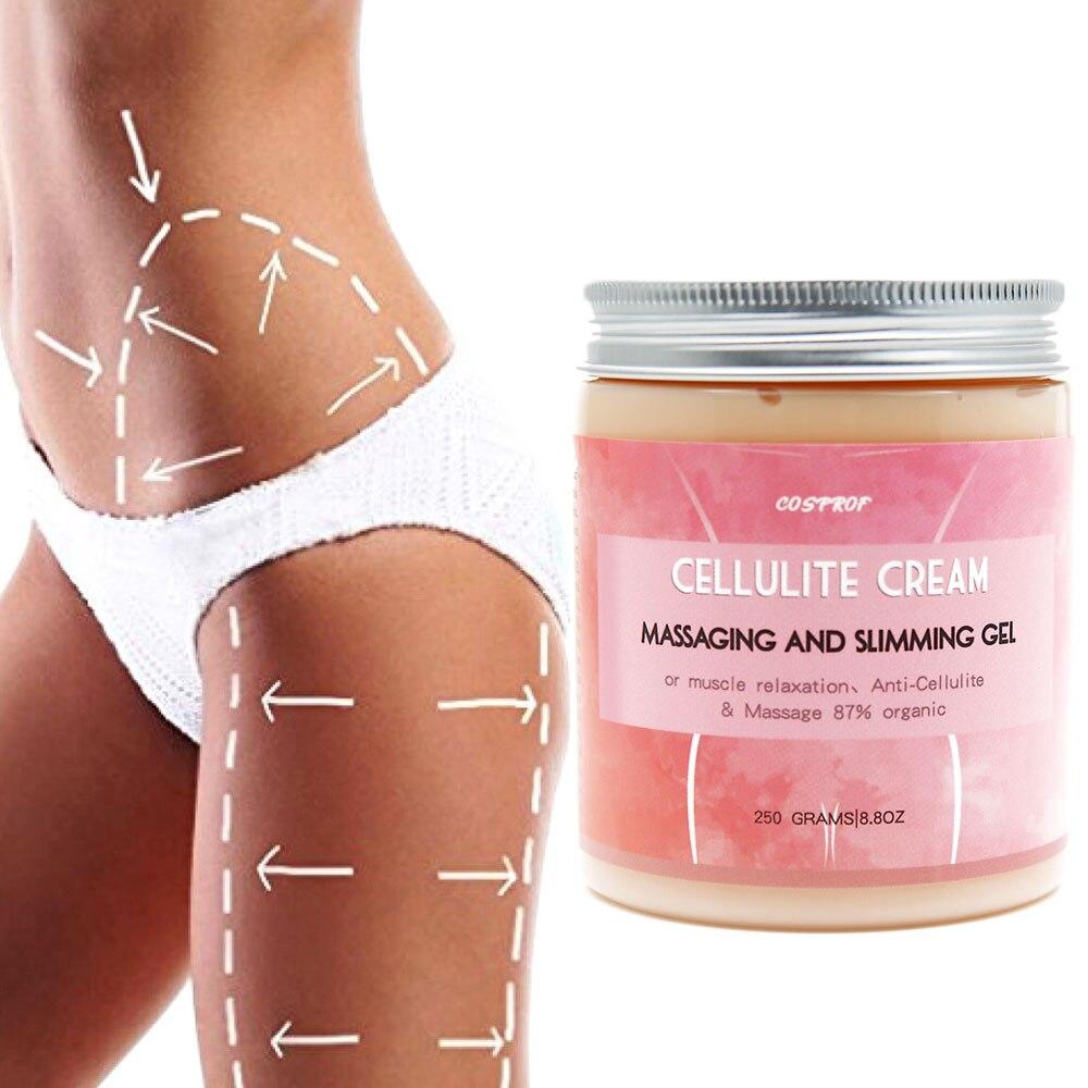 COSPROF Minceur Cellulite Crème Brûleur de Graisse Perte de Poids Crèmes