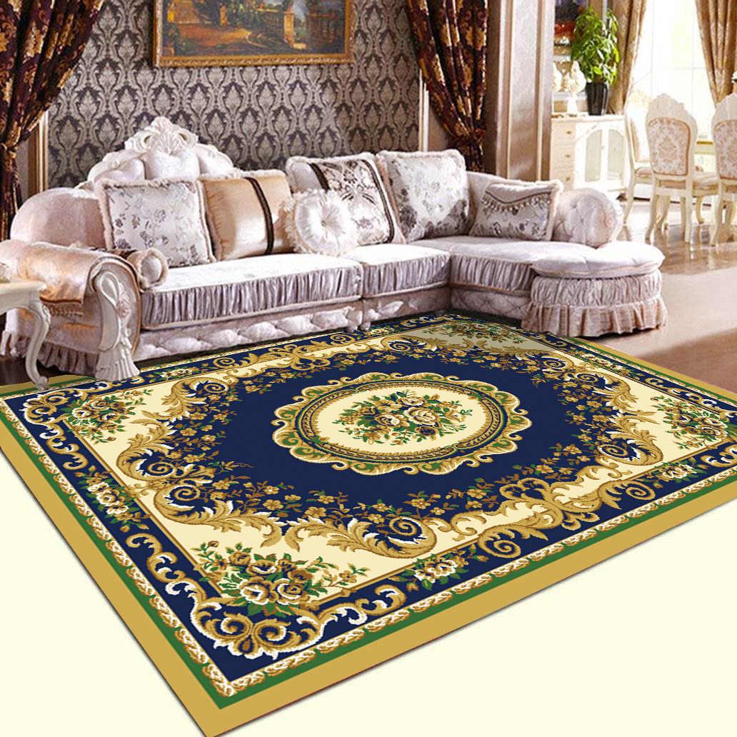 Zeegle, большие ковры для гостиной, европейский стиль, коврики для кабинета, Нескользящие ковры для спальни, диван-Ковер Напольный коврик для дома