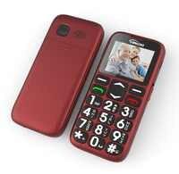 2019 nuevo YINGTAI T19 superior característica del teléfono móvil para el viejo hombre Cámara GSM gran botón SOS FM Mayor barra de teléfono móvil MTK6261