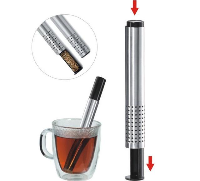Stainless Steel Tea Stick
