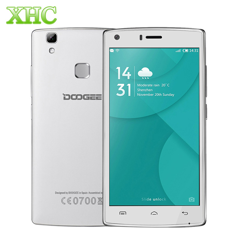 Original DOOGEE X5 MAX Pro Mobile Phone 5 0 inch Android 6 0 MTK6737 Quad Core