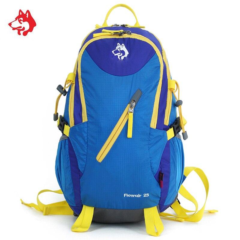 Sacs à dos de sac de randonnée en plein air de Sports en Nylon 25L pour le Camping sacs d'escalade de voyage sac à dos ultra-léger