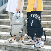 Fashion Laptop backpack for Men Women casual travel waterproof men's backpacks Male college schoolbag High capacity bagpack 2019