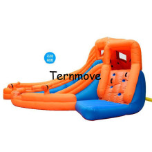 water slide for backyard inflatable toys jumping bouncer indoor development playground jumping castles inflatable water slide