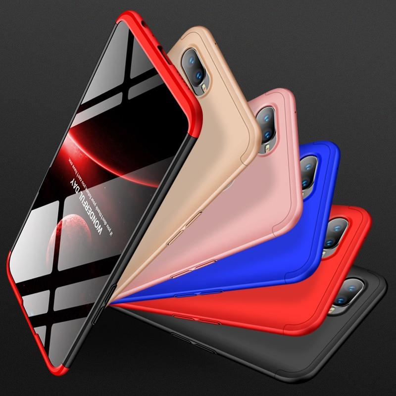 new arrival 2669a dc01a For OPPO F9 F9 Pro R17 PRO Case Fashion 360 Full Body Hard Hybrid Plastic  Protection Phone Case For OPPO F9 Cover Capa