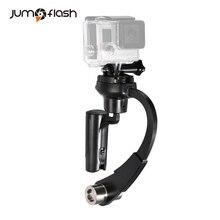 Jumpflash действие Камера 3 оси инерции гироскоп Стабилизатор Мини Handheld видео палка для селфи Поддержка для GoPro Камера s видеокамеры