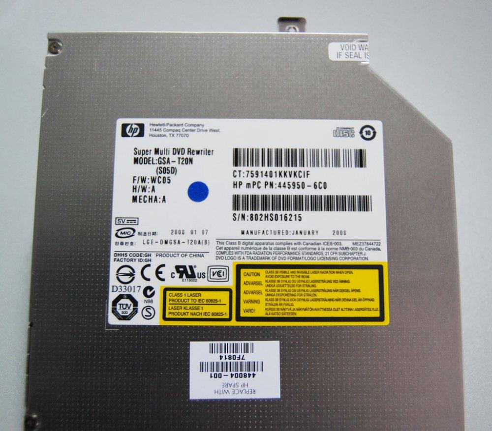 HL-DL-ST DVDRAM GSA-T20L DRIVER WINDOWS XP