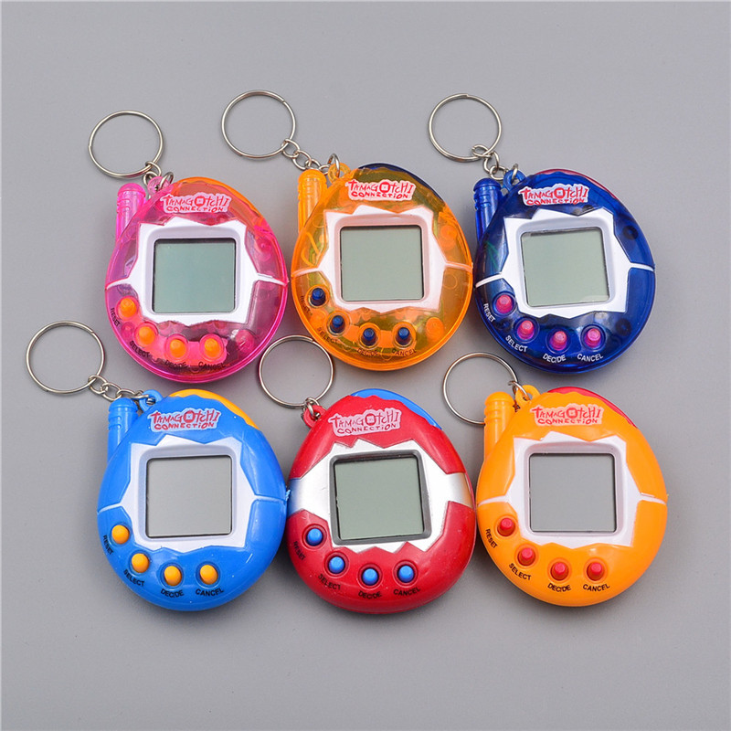 Hot sale Tamagotchi Electronic Pets Toys 90S Nostalgic 49 Pets in One Virtual Cyber Pet Toy Funny Tamagochi -wz