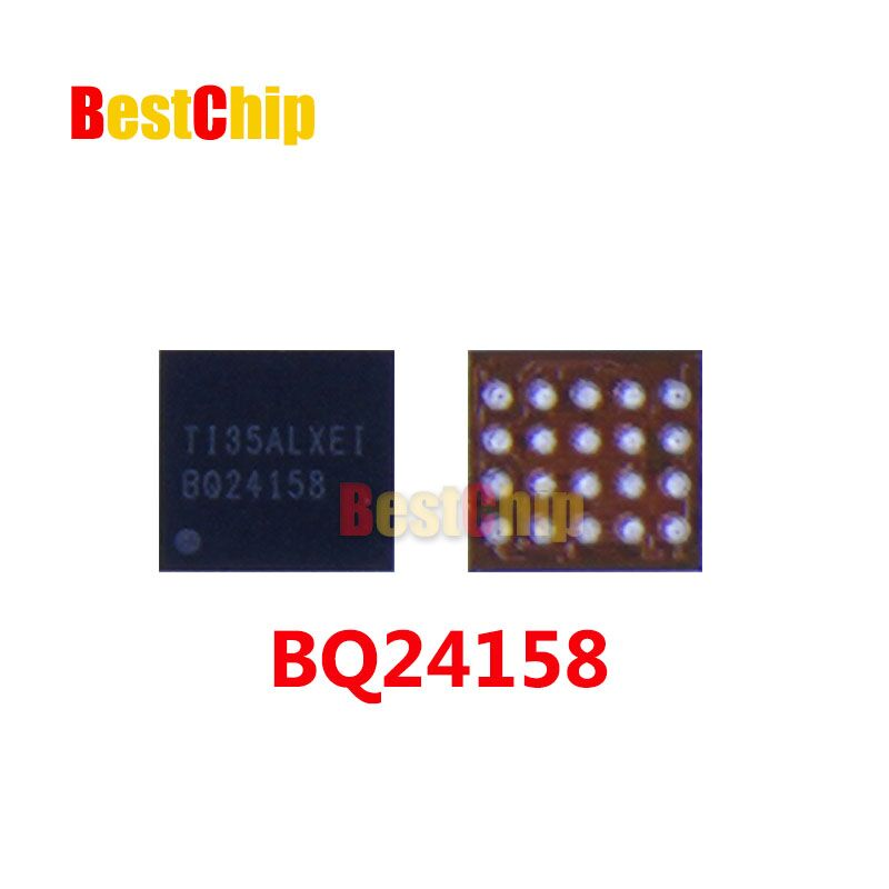 2PCS//LOT    BQ24158   24158   BGA   Power  Management  Chip  IC