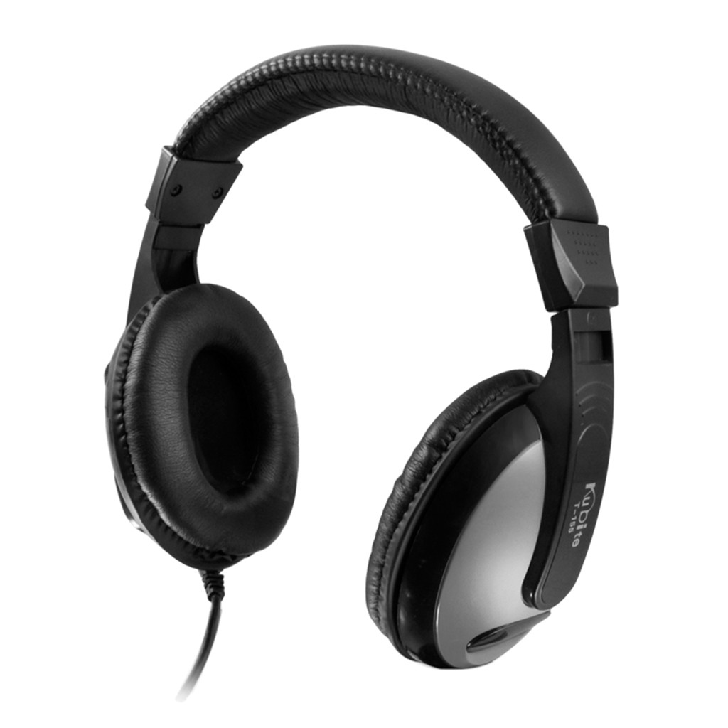 NEW Foldable DJ Headphones 3.5mm FOR T155 Kubite Teens For xiaomi For Samsung Wired Game Earphones Headset fone de ouvido #LR3