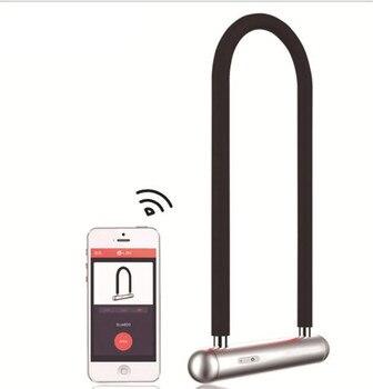 Wireless Bluetooth Access Control Door Lock APP Remote Control