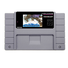 Massive Promotion Bahamut Lagoon Sport Card For 46 Pin 16 Bit NTSC Sport Participant Save File!