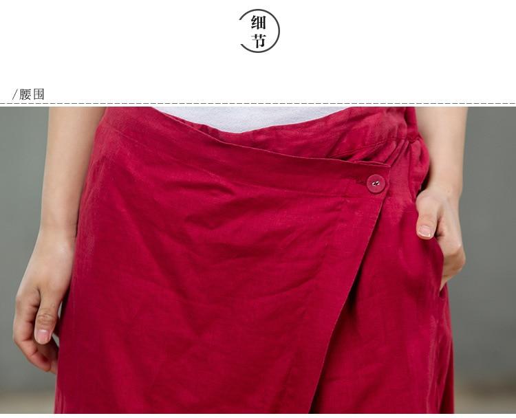 Littérature Jambe Rétro vente Réparer De Chaud Femmes Été Printemps Pantalon 2018 Femelle Tout Lin N173 Corps Le allumette Large qxgZBvt4w