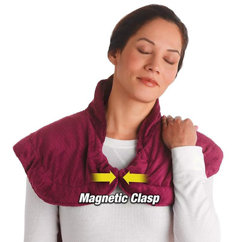 Electrical Back Shoulder Body Neck Massager Heated Kneading Car/Home Massagerr MultifunctionalElectrical Back Shoulder Body Neck Massager Heated Kneading Car/Home Massagerr Multifunctional