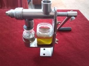 Image 2 - Handmatige Olie persmachine olieverdrijver Rvs 304 food grade