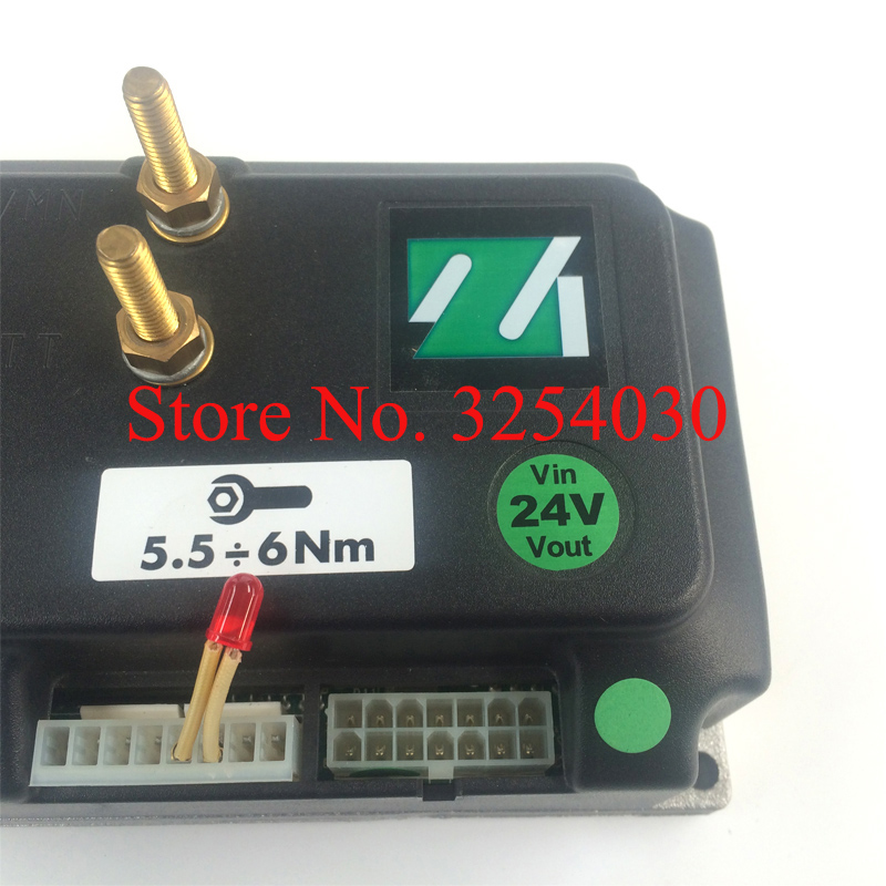 US $360 0 |Programmable Original Italy ZAPI 24V 230A DC MOTOR CONTROLLER HO  A2H021 for Electric Pallet Trucks-in Controllers from Automobiles &