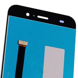 Image 4 - Pour ZTE Blade X7 affichage V6 T660 T663 LCD moniteur écran tactile numériseur écran accessoires pour ZTE Blade X7 V6 Z7 LCD + outils