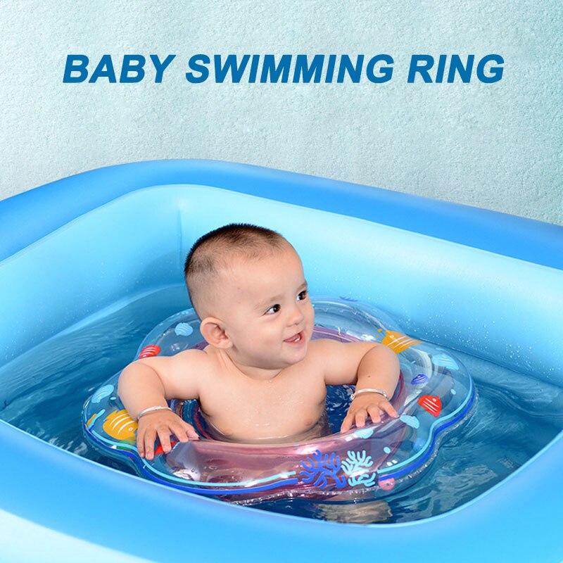 1 Pcs Baby Kinder Aufblasbare Float Sitz Schwimmen Ring Trainer Sicherheit Aid Pool Wasser Spielzeug Bb55 Weich Und Rutschhemmend