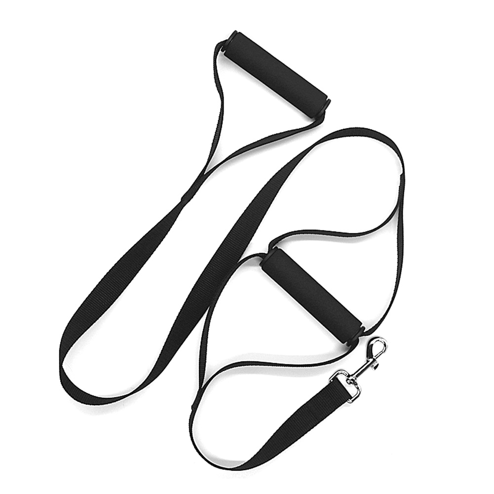 2 Padded PVC Foam Handles Pets Training Walking Leashes Pet Product Dog Leash for Medium Large Dogs Hot Sale