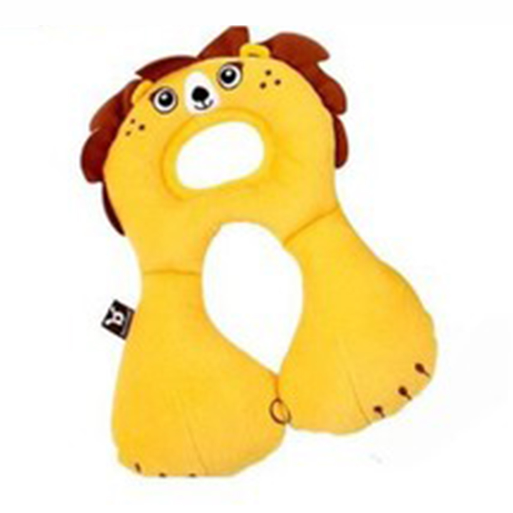 kid head travel support neck head pillows baby total support headrest anti roll pillow neck car