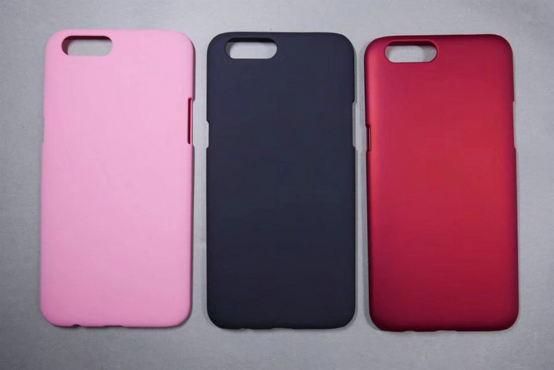 Ультра тонкий красочный матовой резины Пластик жесткий чехол для <font><b>OPPO</b></font> R11 5.5 &#8220;/<font><b>OPPO</b></font> R11 плюс 6.0 &#8220;мобильный телефон В виде ракушки YK01
