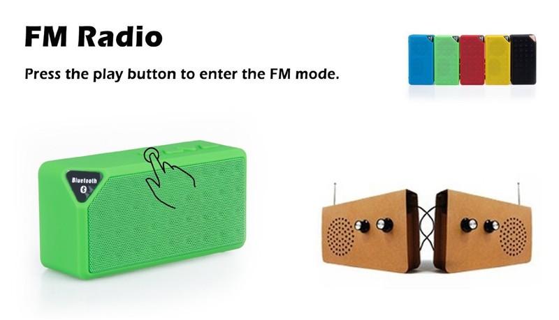 Bluetooth Speakers Wireless Bluetooth Speaker Mini Portable Magic Cube Bluetooth Speaker Bass blue normal 8
