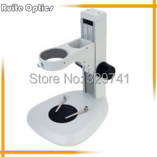 Binocular Trinocular continuous Zoom Stereo Microscope Vertical Sector Base Stand  цены