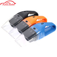 Portable Car Useful In Car 12V 120W Strong Suction Wet Dry Car Home Mini Handheld Vacuum