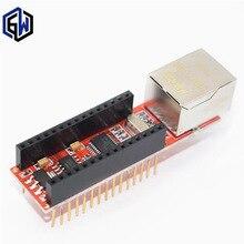 1pcs ENC28J60 Ethernet Shield V1.0 Nano 3.0 RJ45 Webserver Module
