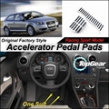 Car Accelerator Pedal Pad / Cover of Original Factory Sport Racing Model Design For Audi Audi A3 8P 2003~2012 Tuning