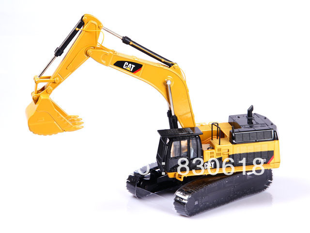 Caterpillar cat 374D Hydraulic Excavator Metal Tracks CAT Norscot 55274 Constructi Construction vehicles toy
